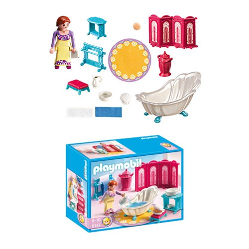 Playmobil 5147 Royal Bath Chamber Playset