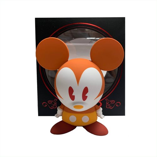 Disney Shorts Series 2 Mickey Orange by Francisco Herrera Vinyl Figure