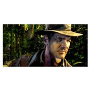 Indiana Jones Jones by Cliff Cramp Canvas Giclee Art Print