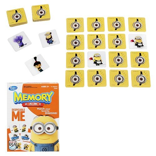 Despicable Me Memory Game
