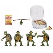 Teenage Mutant Ninja Turtles Movie Baby Turtles 1:4 Scale Action Figure 4-Pack