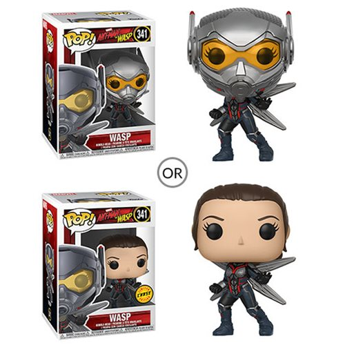 Ant-Man & The Wasp Wasp Pop! Vinyl Figure #341