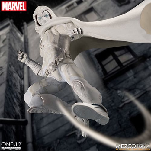 Moon Knight One:12 Collective Action Figure