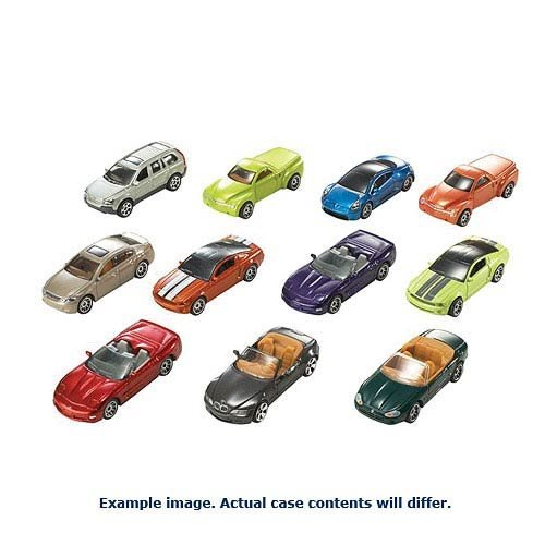 Matchbox Car Collection 2017 Mix 12 Case