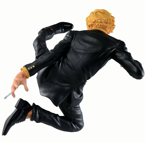 One Piece Sanji Dynamism of Ha Ichiban Statue