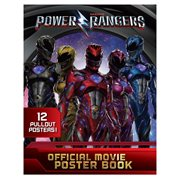 Power Rangers Official Movie Poster Paperback Book