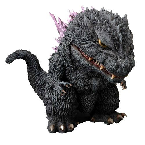 Godzilla 2000 Defo Real Soft Vinyl Statue