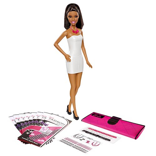 Barbie Fashion Design Maker African American Doll Entertainment Earth