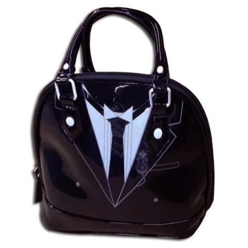 Black Butler Sebastian Tuxedo Dome Bag Purse