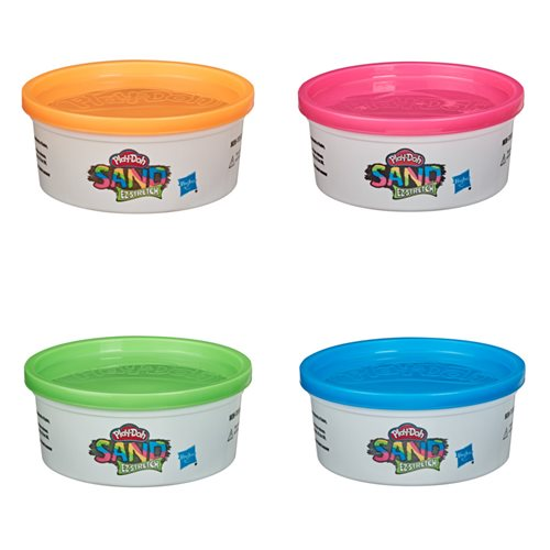 Play-Doh Sand EZ Stretch Wave 1 Case