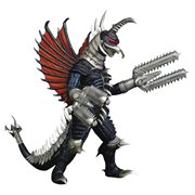 Godzilla Final Wars Mecha Gigan 2004 Version 12-Inch Vinyl Figure - Previews Exclusive