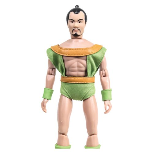Super Friends 8-Inch Series 1 Retro Samurai 8-Inch Action Figure