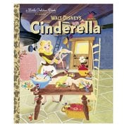 Walt Disney's Cinderella Little Golden Book