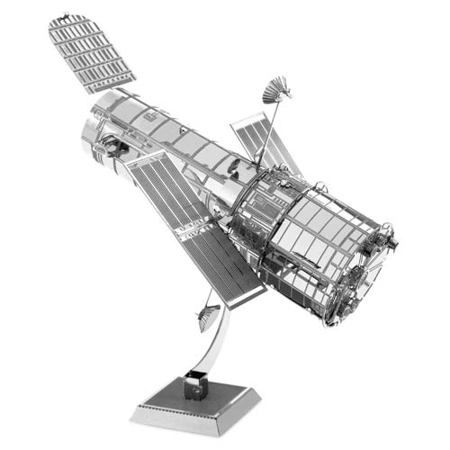 Hubble Telescope Metal Earth Model Kit