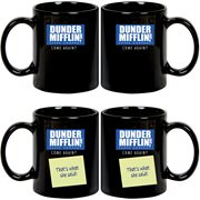 The Office Heat Changing Dunder Mifflin, Inc Mug