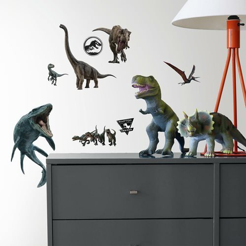 Jurassic World 2 Peel and Stick Wall Decals
