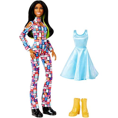WWE Superstars Naomi Fashion Doll