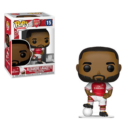 Football Arsenal Alexandre Lacazette Pop! Vinyl Figure