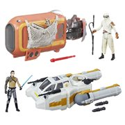Star Wars Rogue One Deluxe Class I Vehicles Wave 1 Set