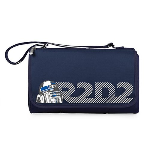 Star Wars R2-D2 Picnic Blanket