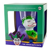 DC Comics The Joker Bath Duck