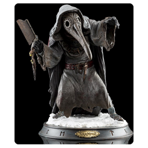 Krampus Dark Elf #2 1:6 Scale Statue
