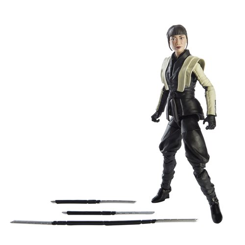 G.I. Joe Classified Series 6-Inch Snake Eyes: G.I. Joe Origins Akiko Action Figure
