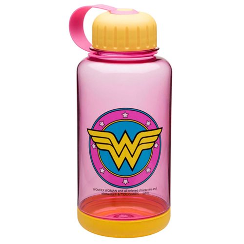 Wonder Woman 24 oz. Crescent Water Bottle