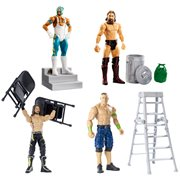 WWE Wrekkin' Mix 1 Action Figure Case