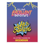 Bill & Ted`s Excellent Adventure Wyld Stallyns Lapel Pin
