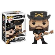 Lemmy Kilmister Pop! Vinyl Figure
