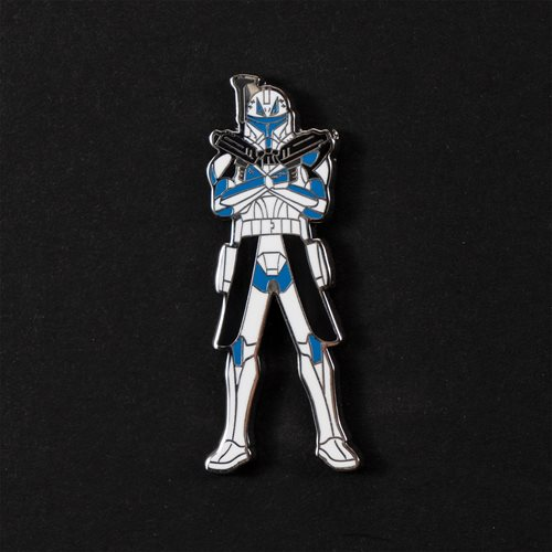 Star Wars: The Clone Wars Enamel Pin Set - Entertainment Earth Exclusive