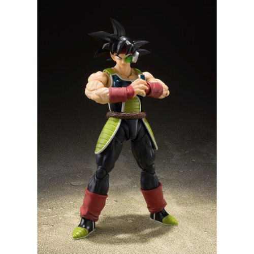 Dragon Ball Z Bardock SH Figuarts Action Figure
