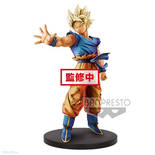 Dragon Ball Z Super Saiyan Goku Blood of Saiyans Special Statue
