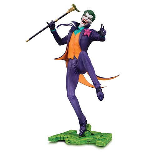 DC Core The Joker Statue