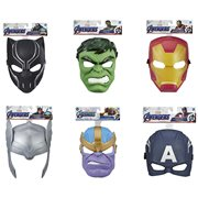 Avengers Hero Masks Wave 5 Case