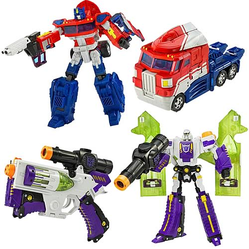 Transformers Classics Voyager Wave 1 Set