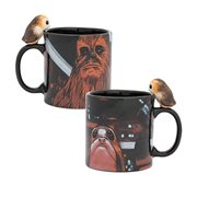 Star Wars Peeking Porg 20 oz. Sculpted Ceramic Mug