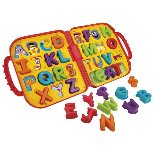 Sesame Street Playskool Friends Elmo's On the Go Letters