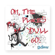 Dr. Seuss Oh the Places You'll Go Magnet