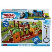 Thomas & Friends Fisher-Price Walking Bridge Playset