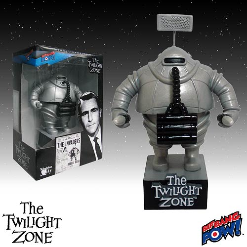 The Twilight Zone Invader Bobble Head