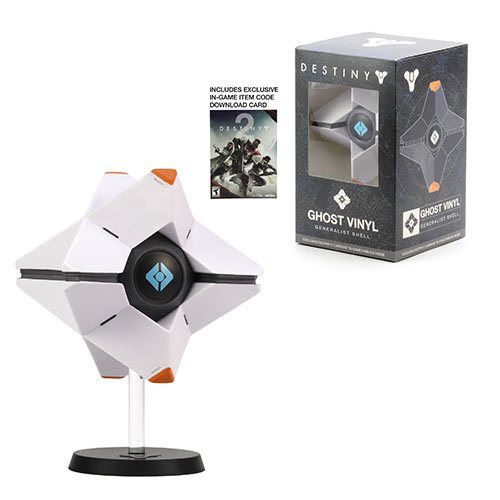 Destiny Generalist Ghost Vinyl Figure, Not Mint