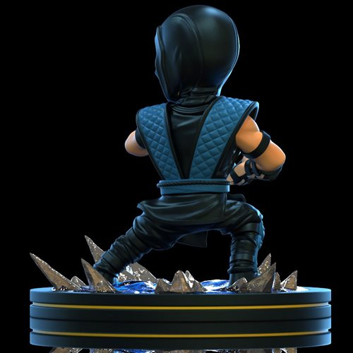 Mortal Kombat Sub-Zero Q-Fig