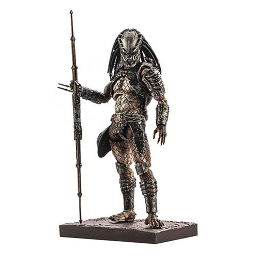 Predator 2 Guardian Predator 1:18 Scale Action Figure - Previews Exclusive