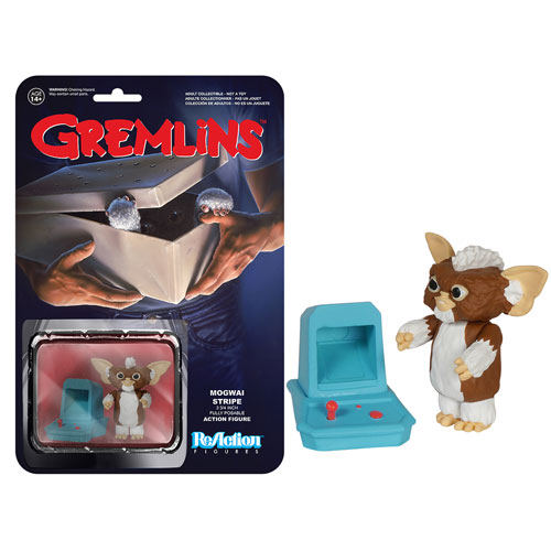 Gremlins Mogwai Stripe ReAction 3 3/4-Inch Retro Action Figure