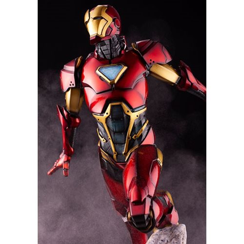 Iron Man Limited Edition Premier ARTFX 1:10 Scale Statue