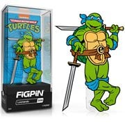 Teenage Mutant Ninja Turtles Leonardo FiGPiN Classic Enamel Pin
