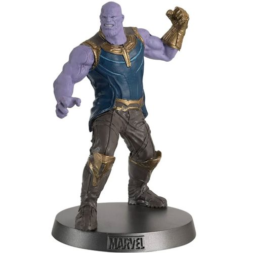 Marvel Movie Collection Avengers: Infinity War Thanos Heavyweights Die-Cast Figurine