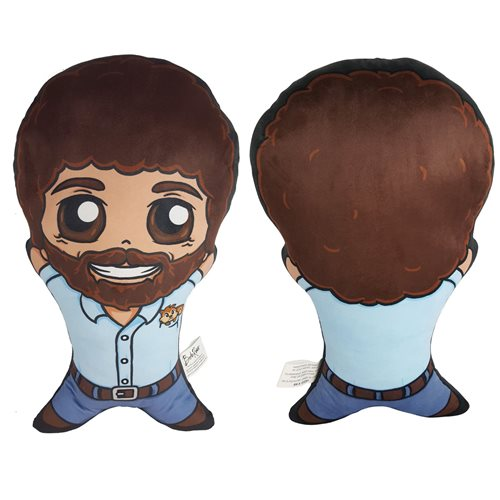 Bob Ross Pillow